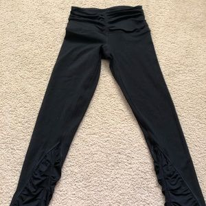 Lululemon Rouched Crop